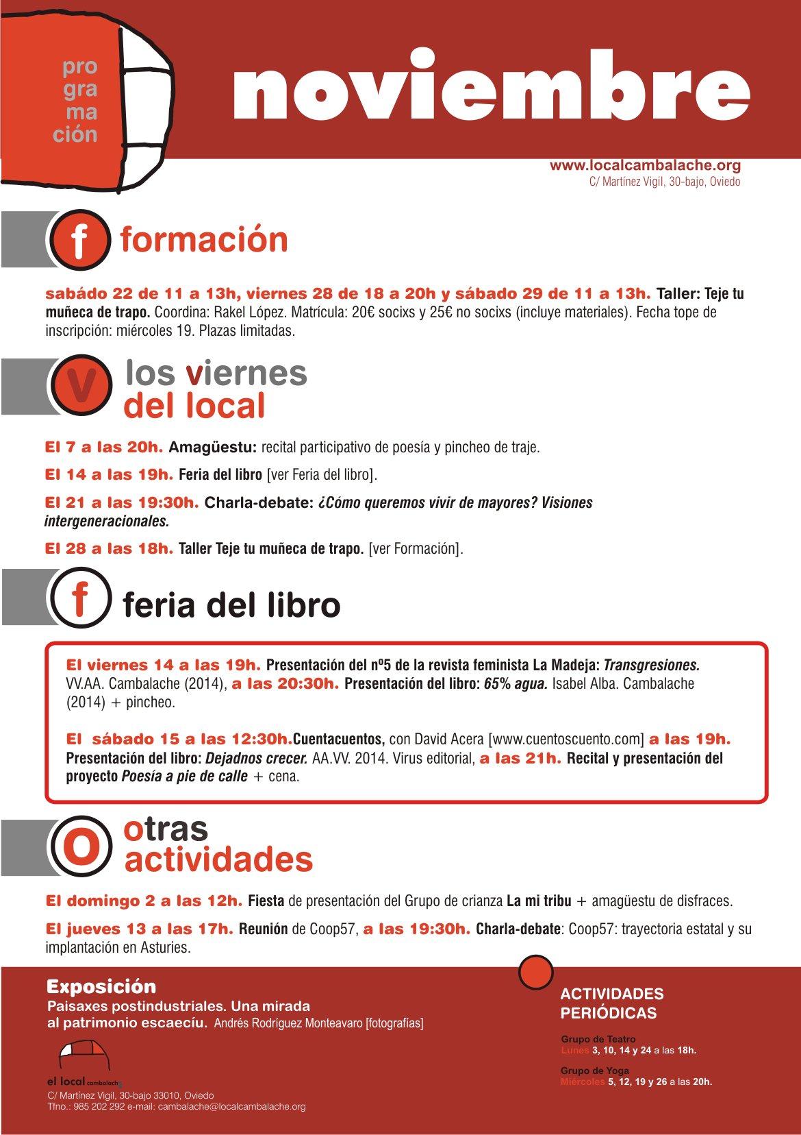 el local | Local Cambalache | Página 4