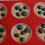 muffins arándanos 5