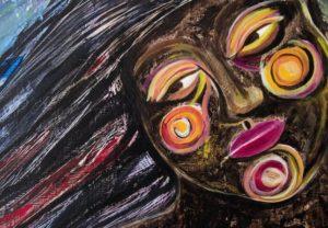 Ilustración de Amelia Celaya para 'Naiyiria'.